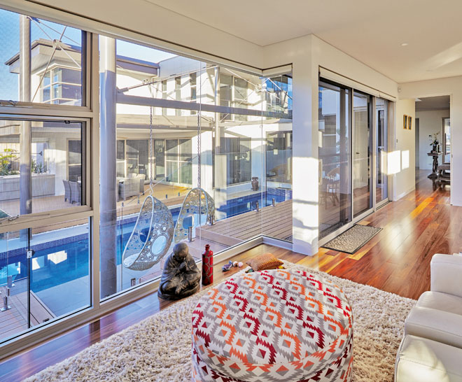 Star Attraction: an ultra-luxe Hills family home