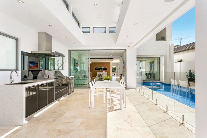New beginnings: a sleek, sophisticated Sydney home