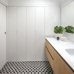Updated kitchen, new bathroom: a Leederville design