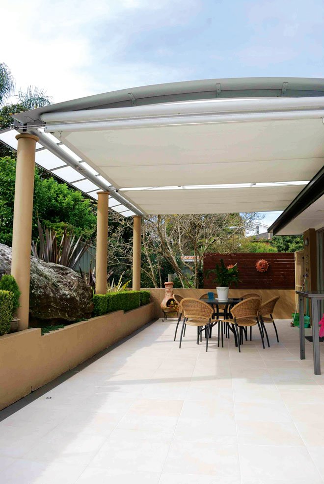 Custom creations: a tailored outdoor solution