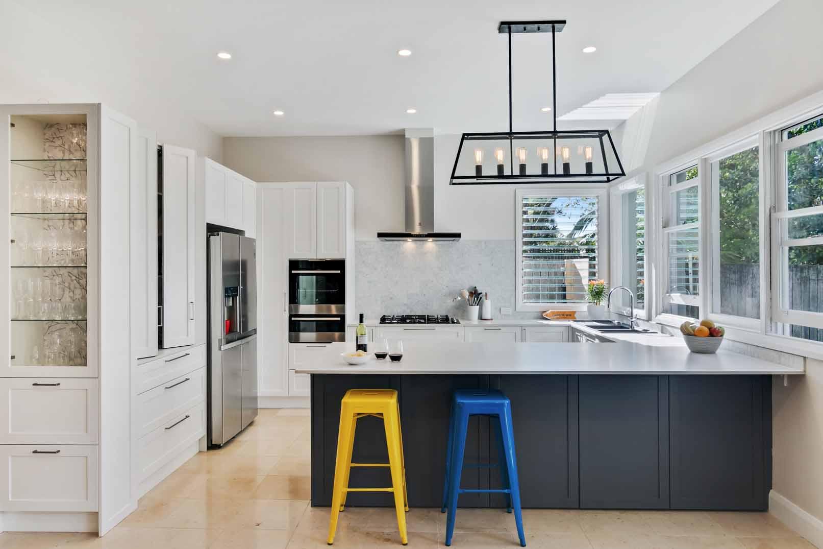 A Modern Twist: modern kitchen design
