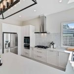 A Modern Twist: modern kitchen design