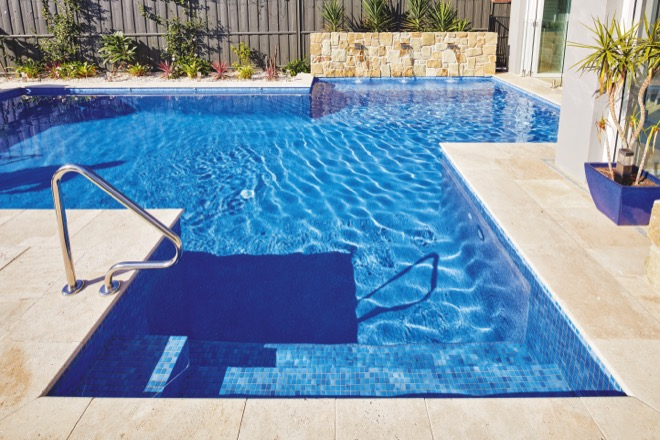For young and old: a pool design for everyone