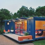 Shipping containers: the new home on the block