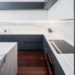 Kitchen, bathroom & laundry: a Claremont project