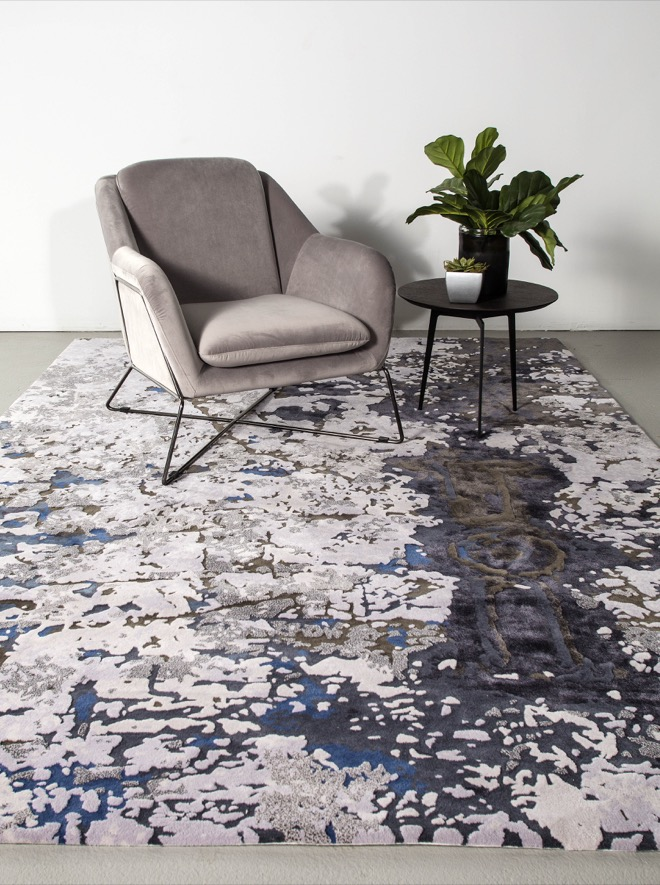 Rugs by design: the St James Whitting Elementals collection