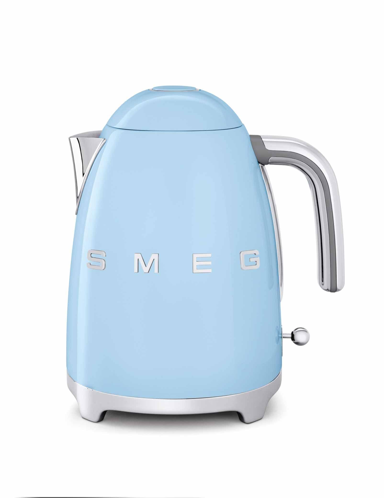 6. colourful appliances