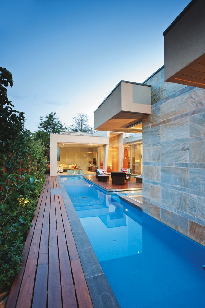 Seeking sanctuary: a relaxing outdoor haven