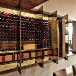 Wine Wall Art: an innovative wine rack design