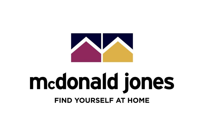 McDonald Jones Homes Logo