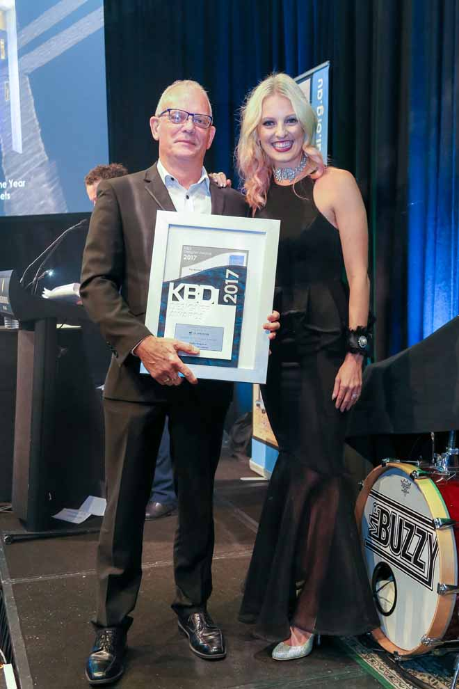 Germancraft's Katia Slogrove wins KBDi Designer of the Year 2017
