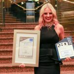 Germancraft's Katia Slogrove wins KBDi Designer of the Year 2017