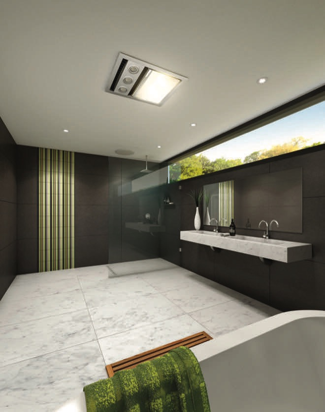 4 ways to get the best results from your bathroom extractor