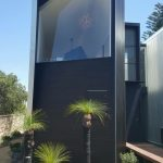 Breakthrough glass scratch removal service used to polish glass for an 'as new' finish at contemporary home in Longueville, Sydney