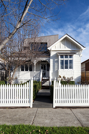 When two become one: a Northcote Grand Design