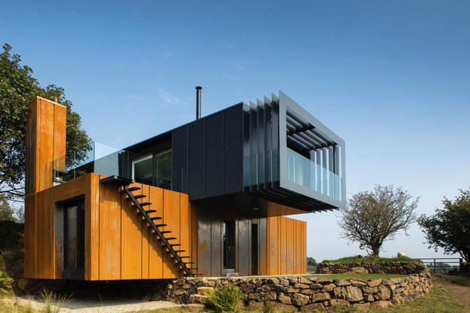 7 of our favourite Grand Designs homes