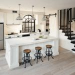 Grand open plan by Smith and Smith