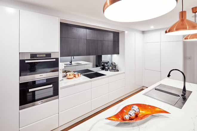 Beauty and backbone by A-Plan Kitchens