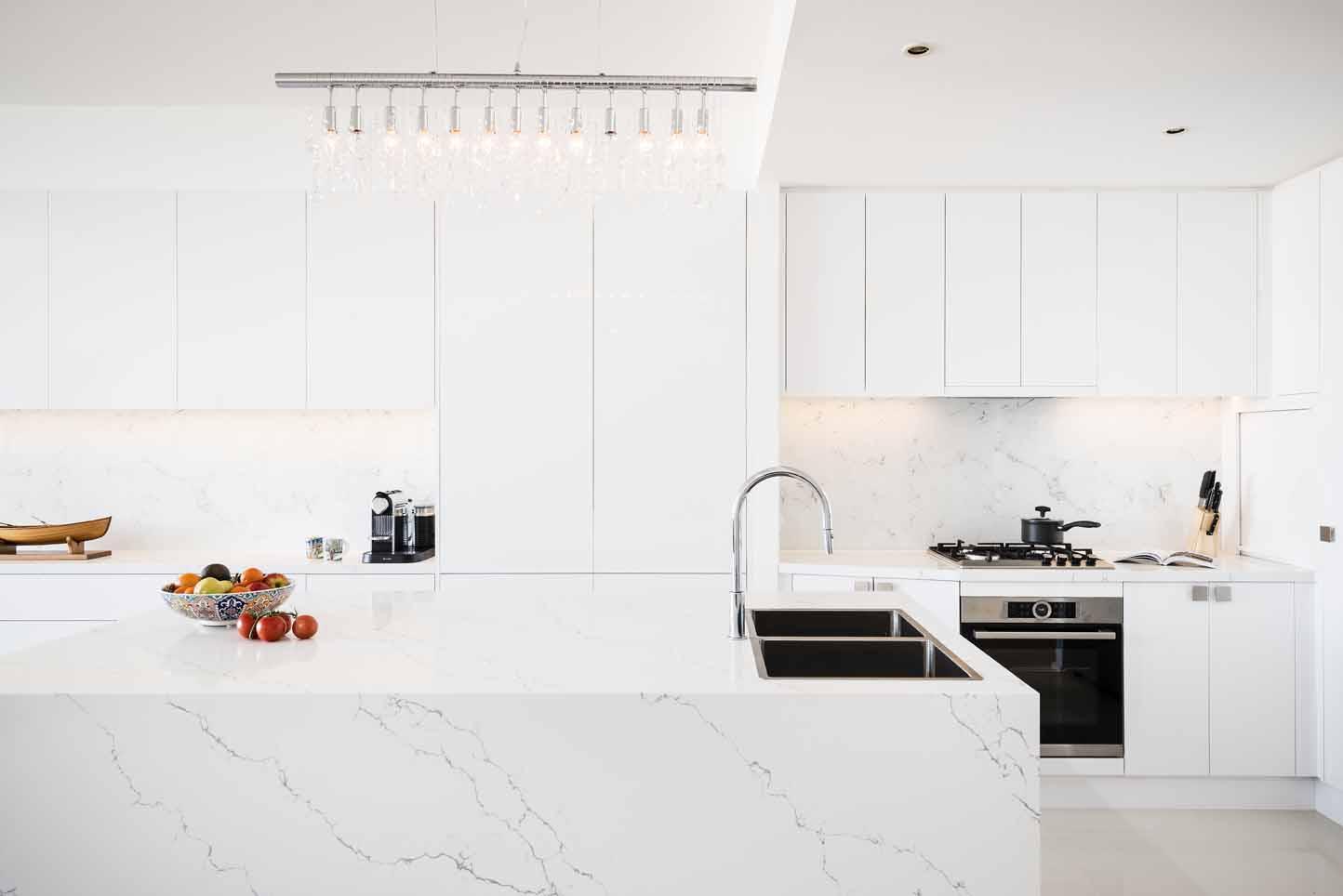 Flat out fantastic: Rosemount Kitchens