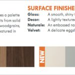 COLOURpyne® enhances range with new colours and authentic woodgrain designs