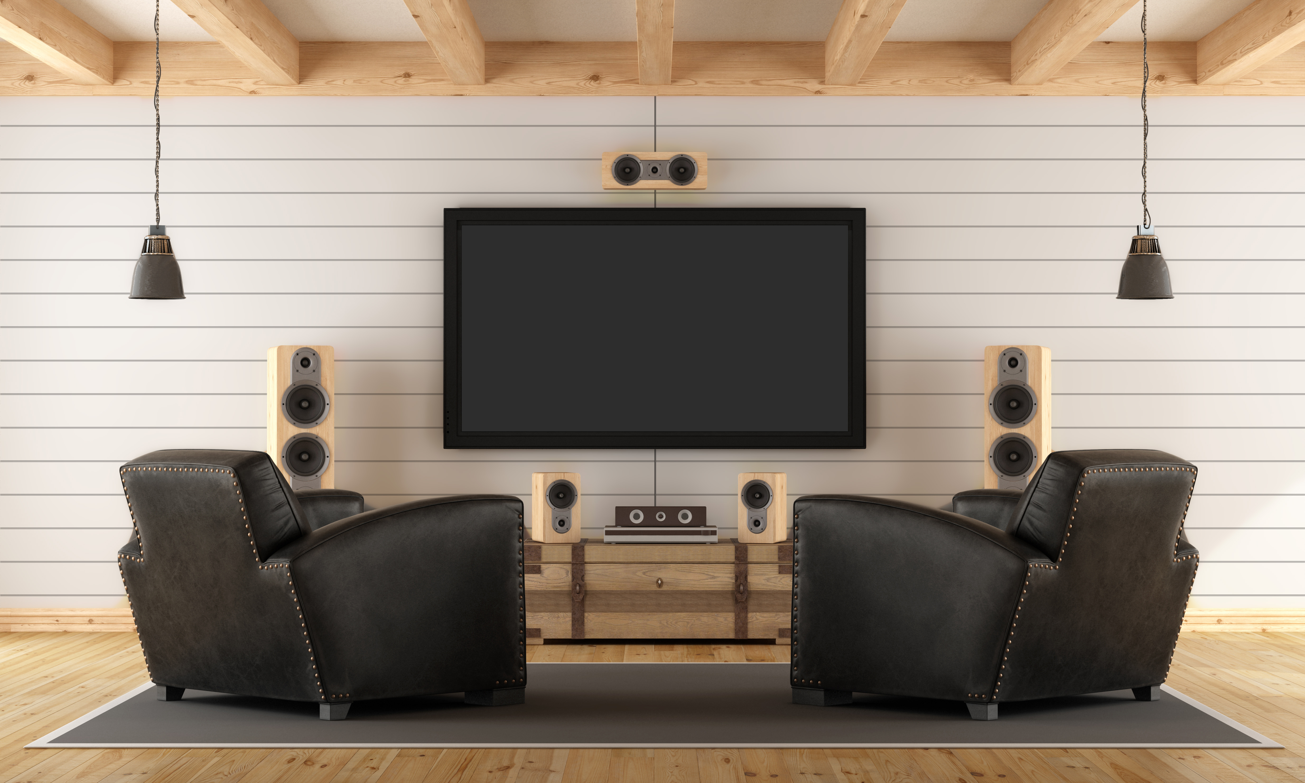 Wall to wall: choosing walls to complement your room