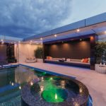 Aquatic Paradise: A luxe, ultra-modern oasis