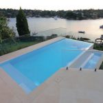 Pool with a view: a luxurious pool renovation