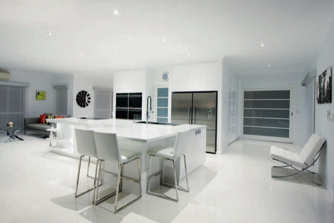In the zone: combining kitchen spaces for max effect