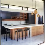 Perfect for entertaining: a premier kitchen design