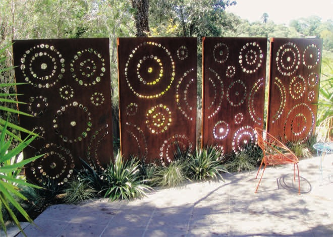Point of interest: decorating your space with laser cut concepts