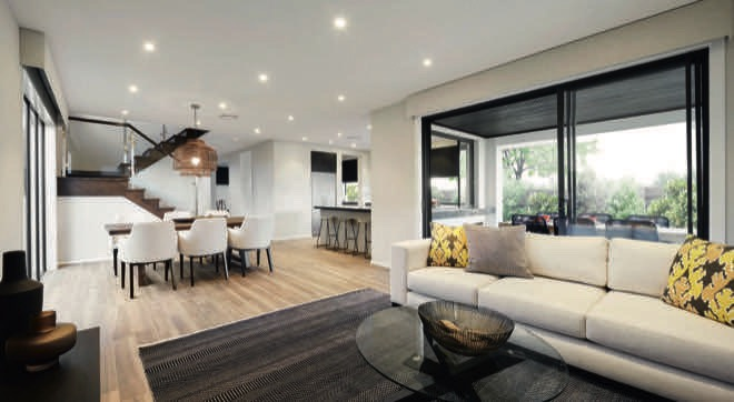 Flexible living with space: the Huntley 30 design