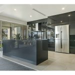 A kitchen by Designline: sleek and stylish