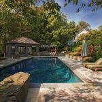 The great entertainer: clever entertaining area and pool design