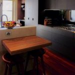 Functional beauty: a fresh, minimal kitchen