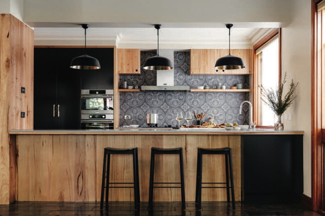 Another One Of Our Adelaide Kitchens To Feature Timber, This Design Draws  Heavily Upon Wood To Create Warm, Earthy Tones That Give The Entire Area Of  The ...