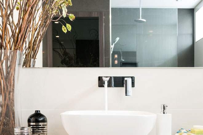 Bathroom luxury: the perfect slice of everyday indulgence