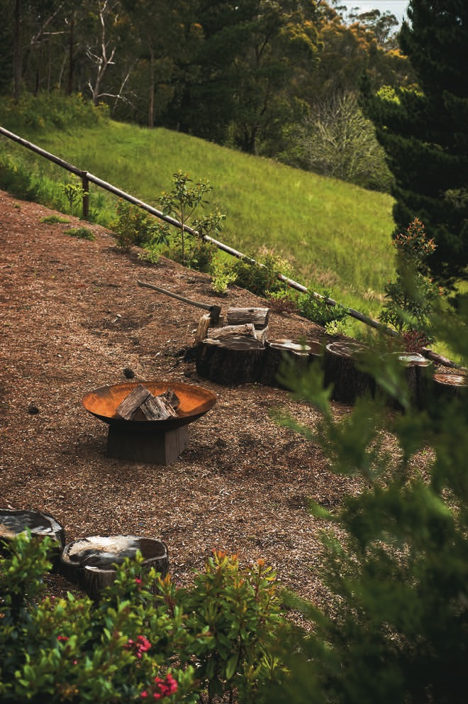 Go with the flow: a rural garden in the Adelaide Hills