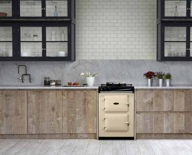 AGA 60: a city-friendly, functional cooker design