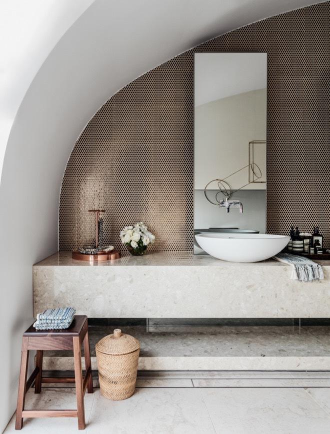 Designer Drainage for Streamlined bathroom design