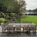 Melbourne perennial garden: an Aussie touch