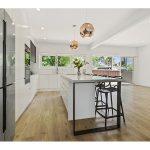 A light, bright and modern kitchen by Designline