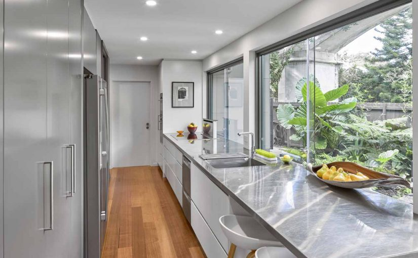 Room with a view by A-Plan Kitchens