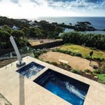 Bella Vista: a picture-perfect pool and spa combination