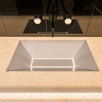 Staron Solid Surfaces' glamorous luxury
