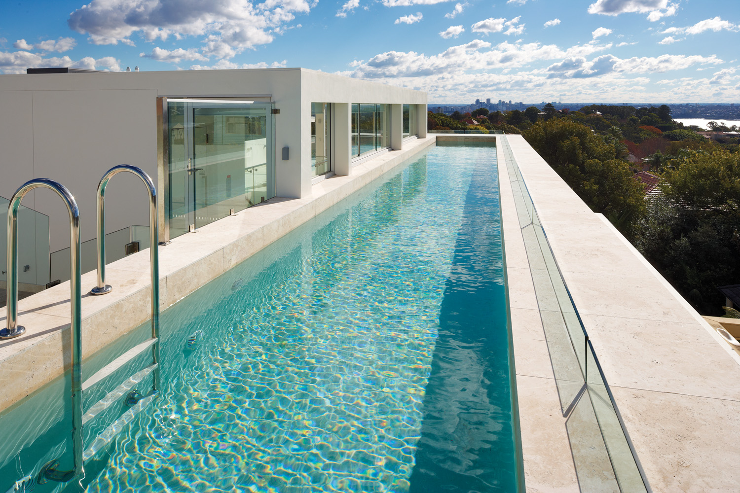 6 Luxurious Lap Pool Designs Completehome
