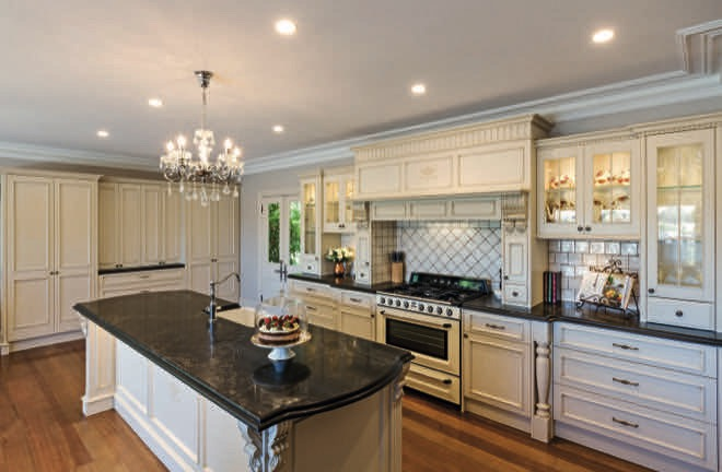 Find loads of inspiration and practical ideas from some of our favourite big beautiful kitchens