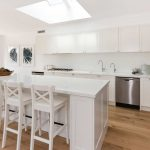 Premier Kitchens' contemporary Hampton's style kitchen
