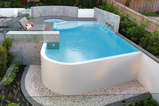14 award winning spasa nsw pools completehome - According to jim the swimming pool ...