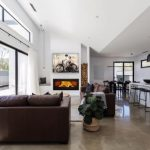 Innovative fireplace technology: an exceptional flame
