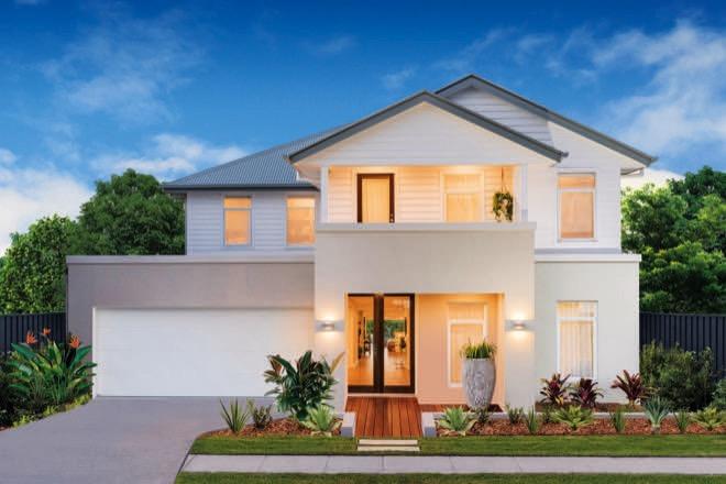 Bahamas-style home: the Hayman 39